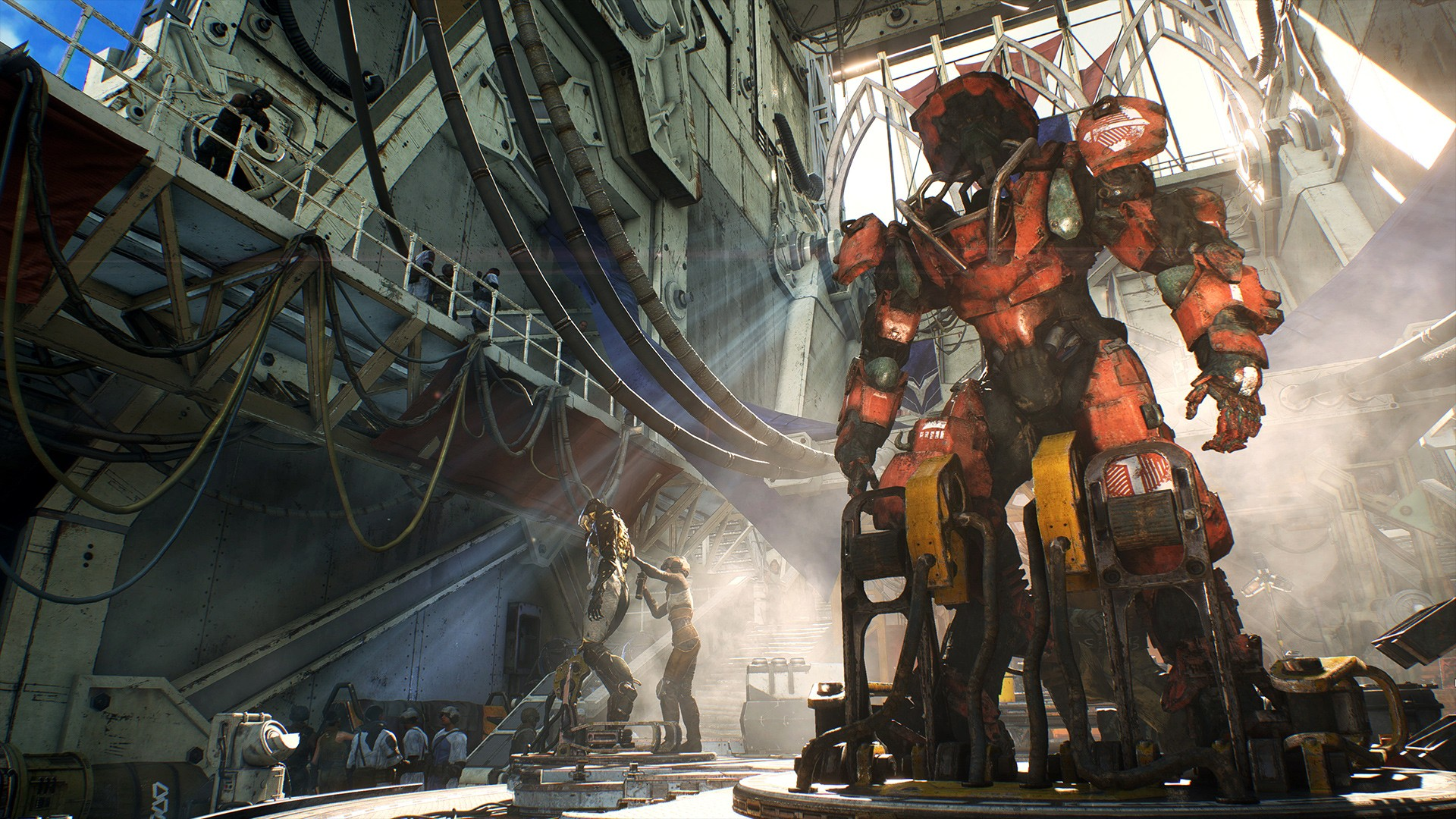 Find the best gaming PC for Anthem™