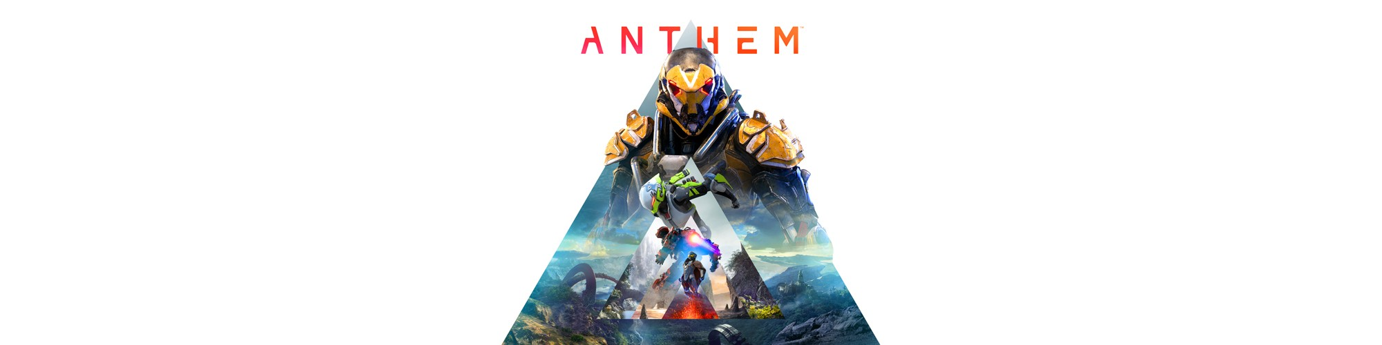 Anthem technical specifications for PC