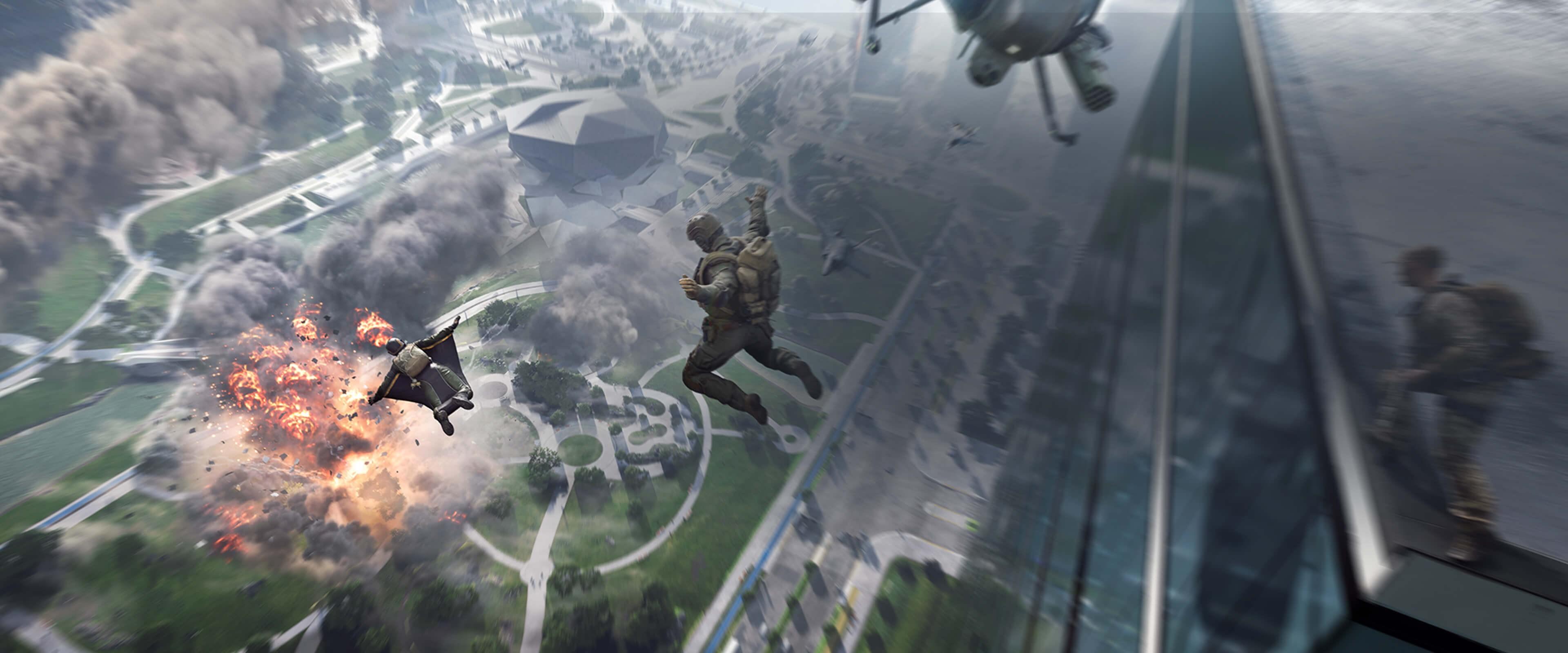 Купить Battlefield 2042