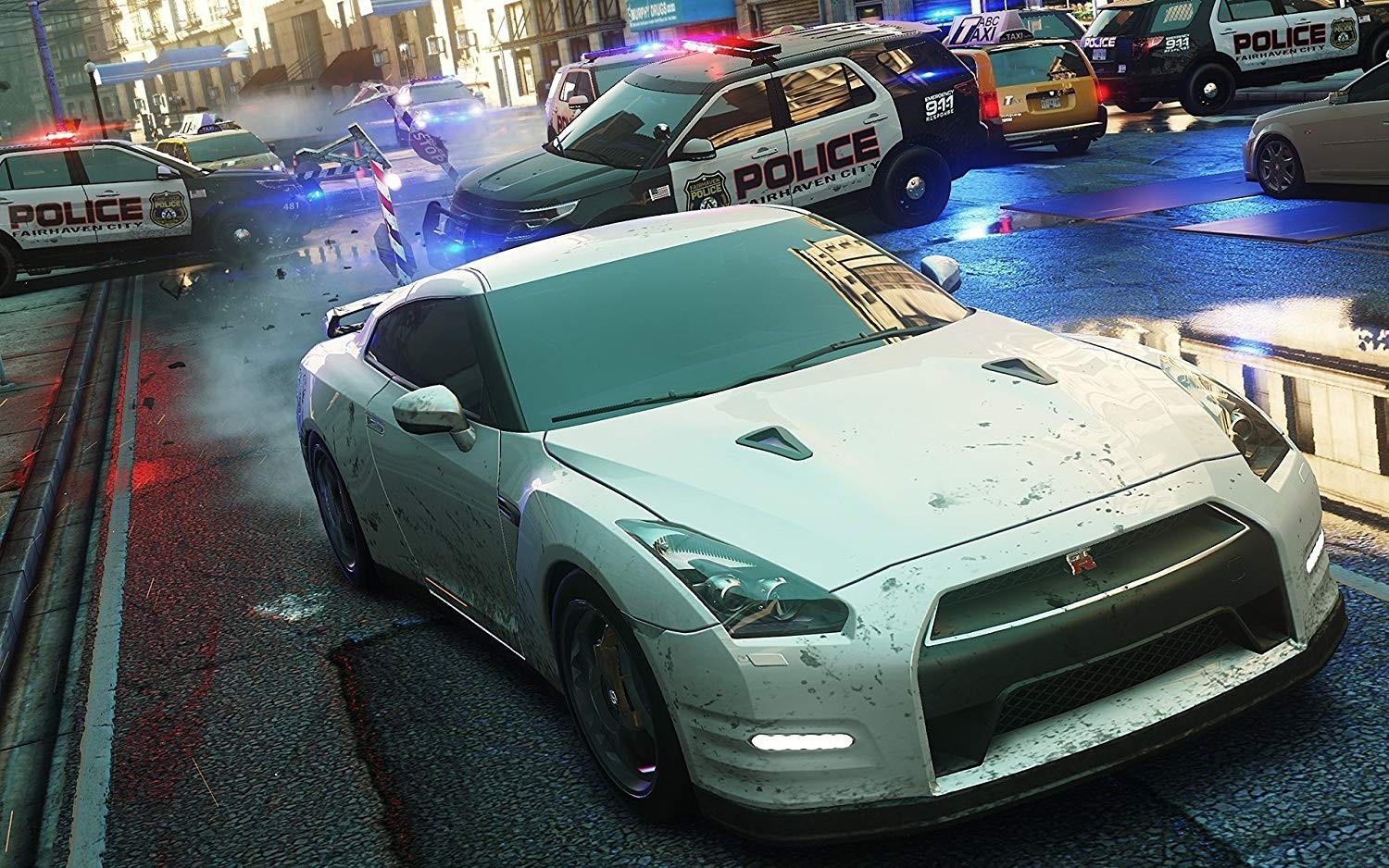 Need For Speed Most Wanted Movie Legends Pack For Pc Origin