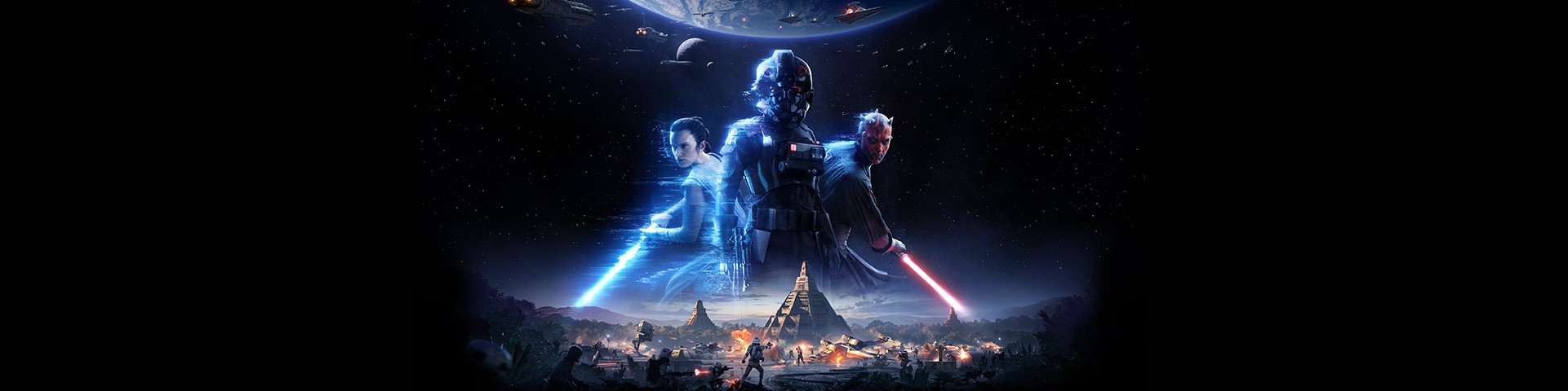 Pc 用の Star Wars バトルフロント Ii Standard Edition Origin