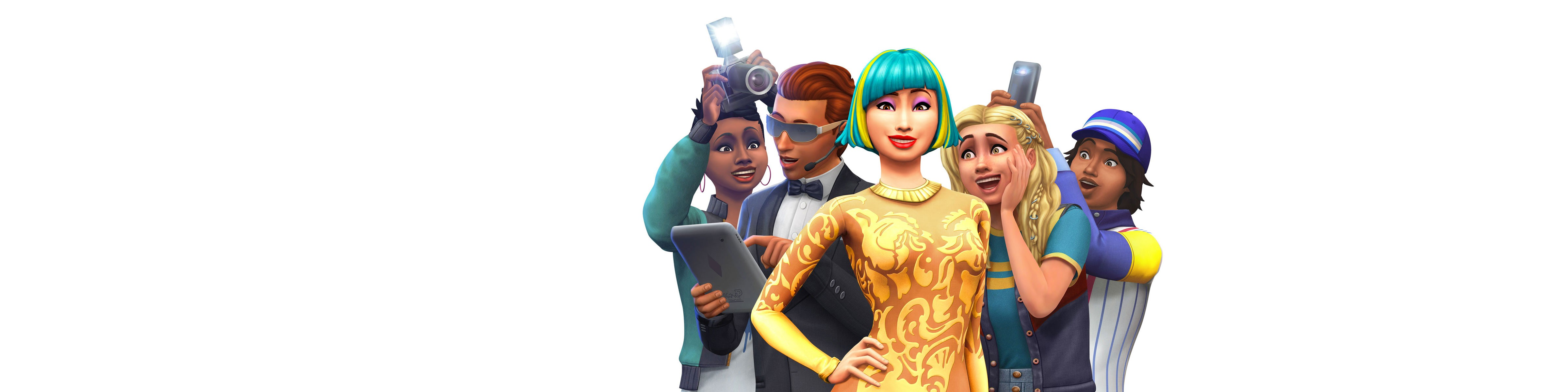 the sims 4 get famous download
