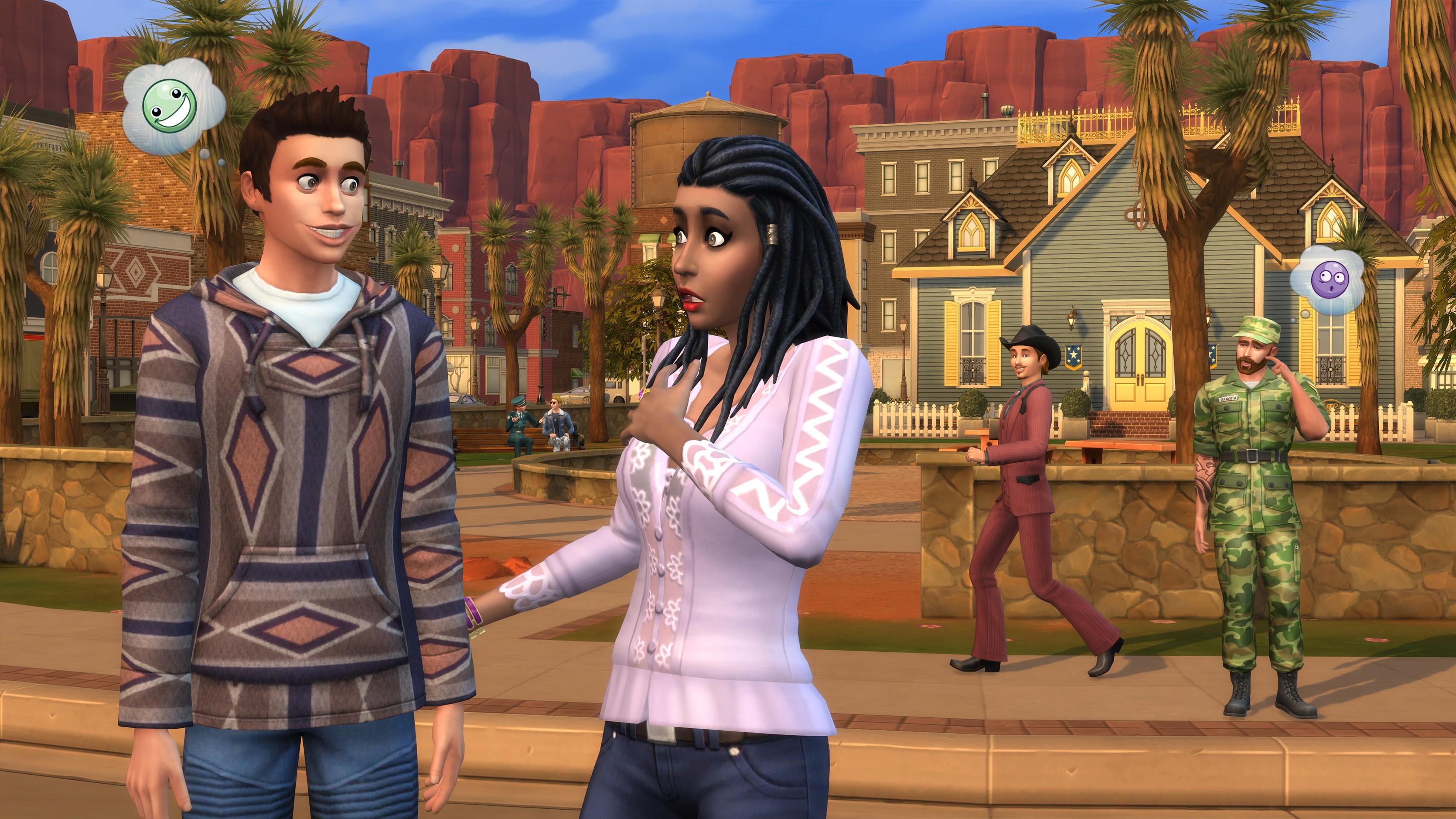 Sims 3 online dating äventyr