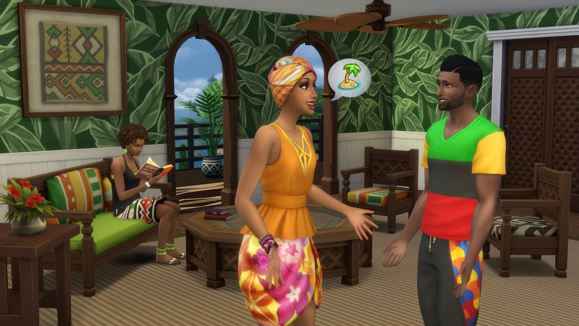 The Sims™ 4 สำหรับ PC/Mac | Origin