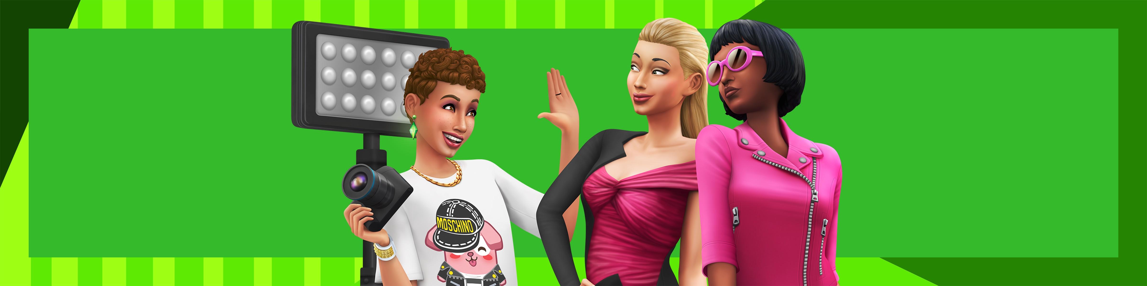 The Sims™ 4 Moschino Stuff Pack