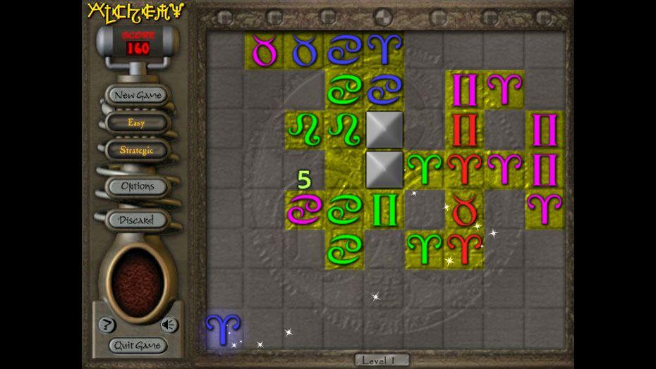 Alchemy Game