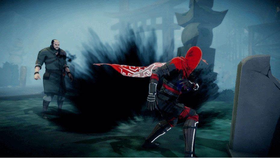 скачать игру Aragami на русском через торрент - фото 8