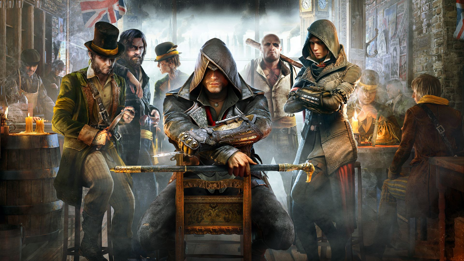 Image result for assassin's creed syndicate