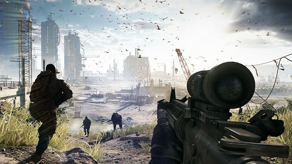 Battlefield 4™ for PC | Origin