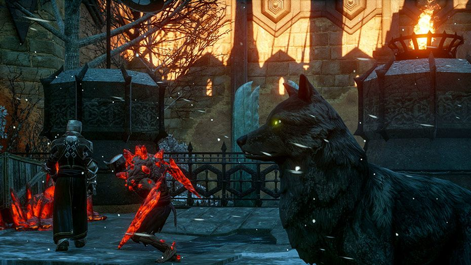 Image of: Horse Multiplayer Screenshots And Videos Origin Dragon Age Inquisition Destruction Multiplayer Expansion For Pc