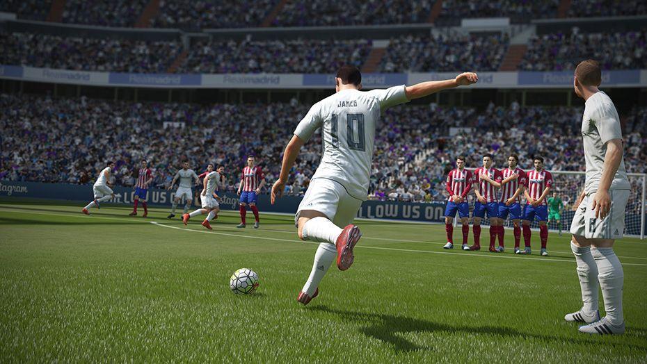 бесплатно скачать игру Fifa 16 - фото 4
