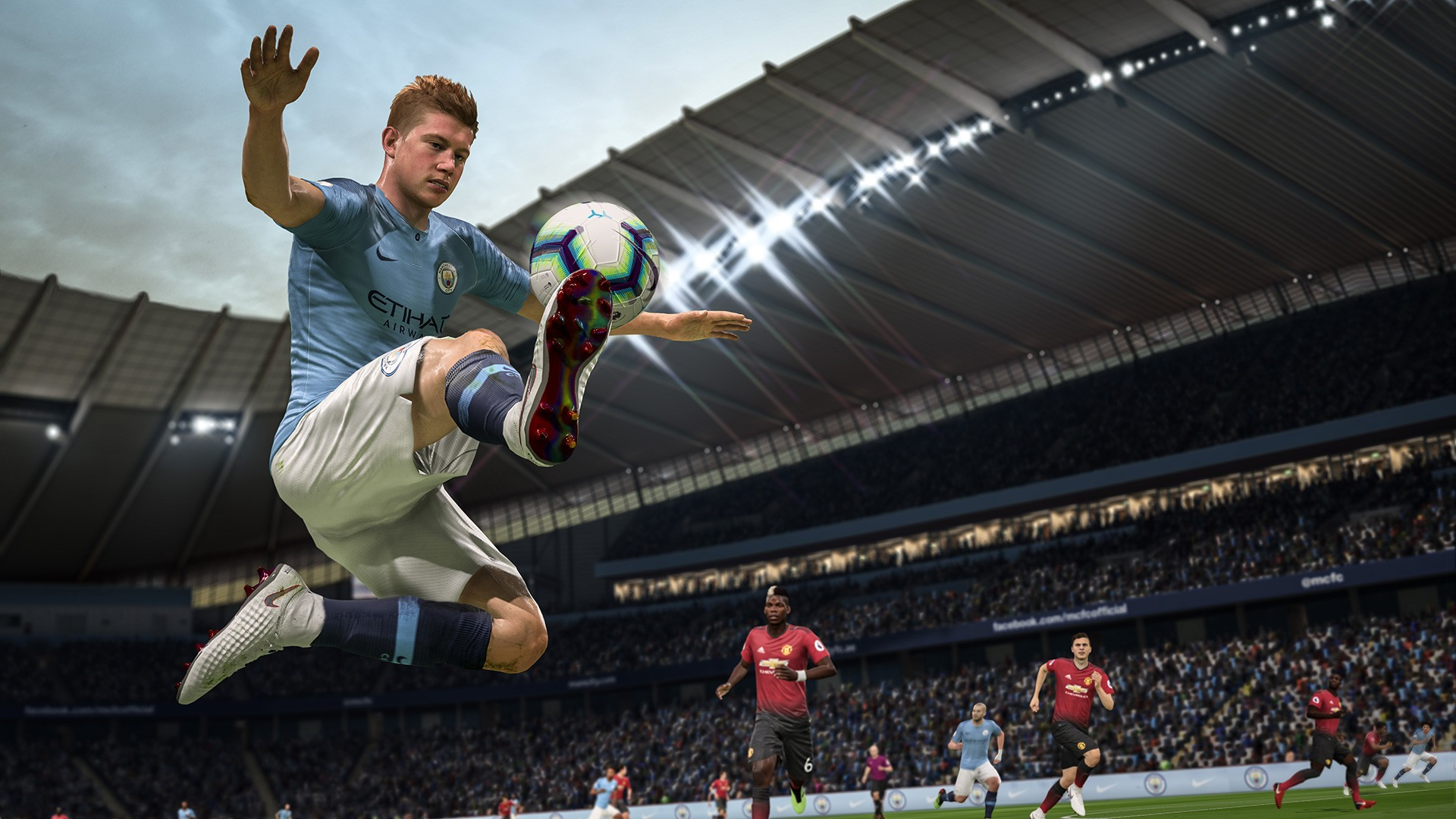 Fifa 19-CPY + CRACKFIX + LANGUAGE PACK – SKiDROW CODEX