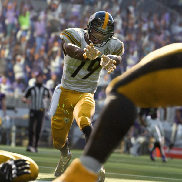 a3e66fdf3f Enhanced control. Player experience is at the forefront of Madden NFL 19.