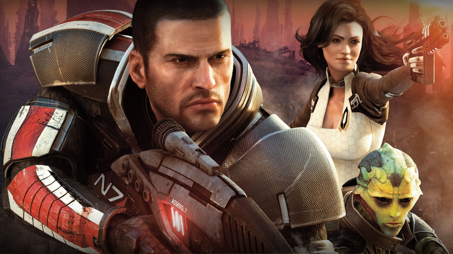 Image result for mass effect 2 release date