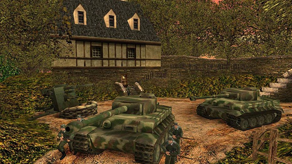 medal of honor allied assault download torent pc
