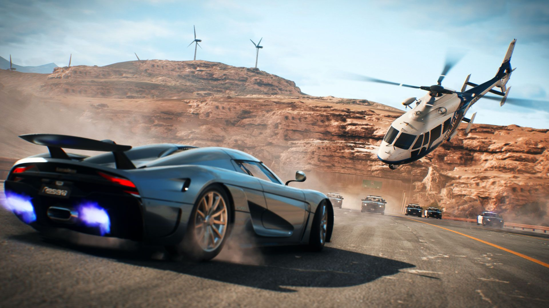 pc 用の need for speed payback origin
