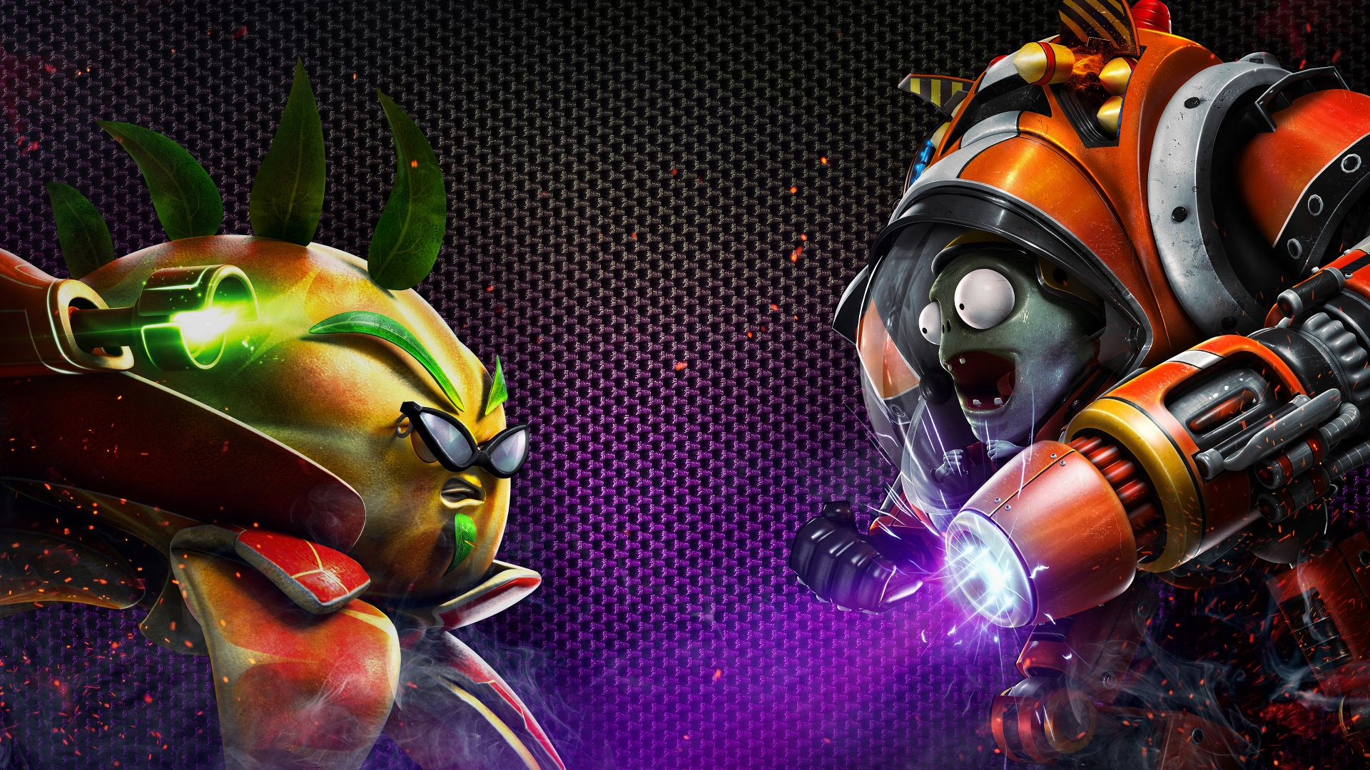 Plants Vs Zombies Garden Warfare 2 Festive Edition Upgrade For