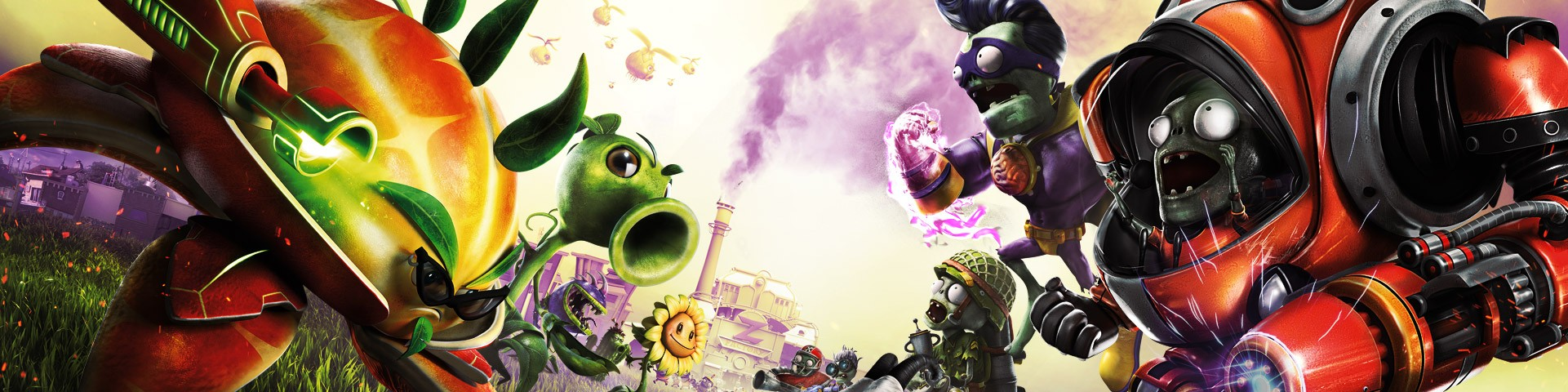 Plants vs  Zombies™ Garden Warfare 2
