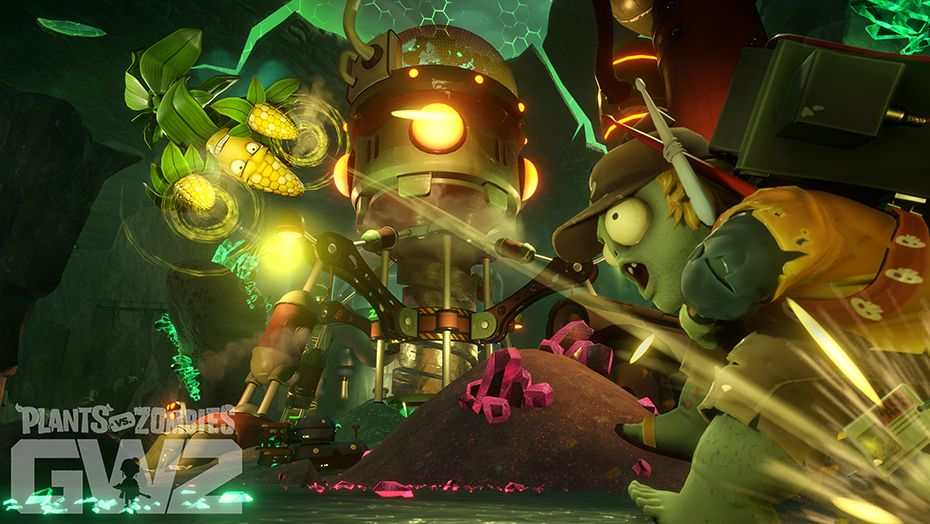 Beautiful Plants Vs. Zombies™ Garden Warfare 2 For PC | Origin Amazing Pictures