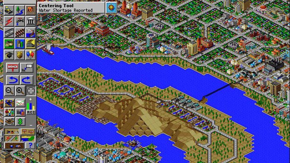 Výsledek obrázku pro SimCity 2000