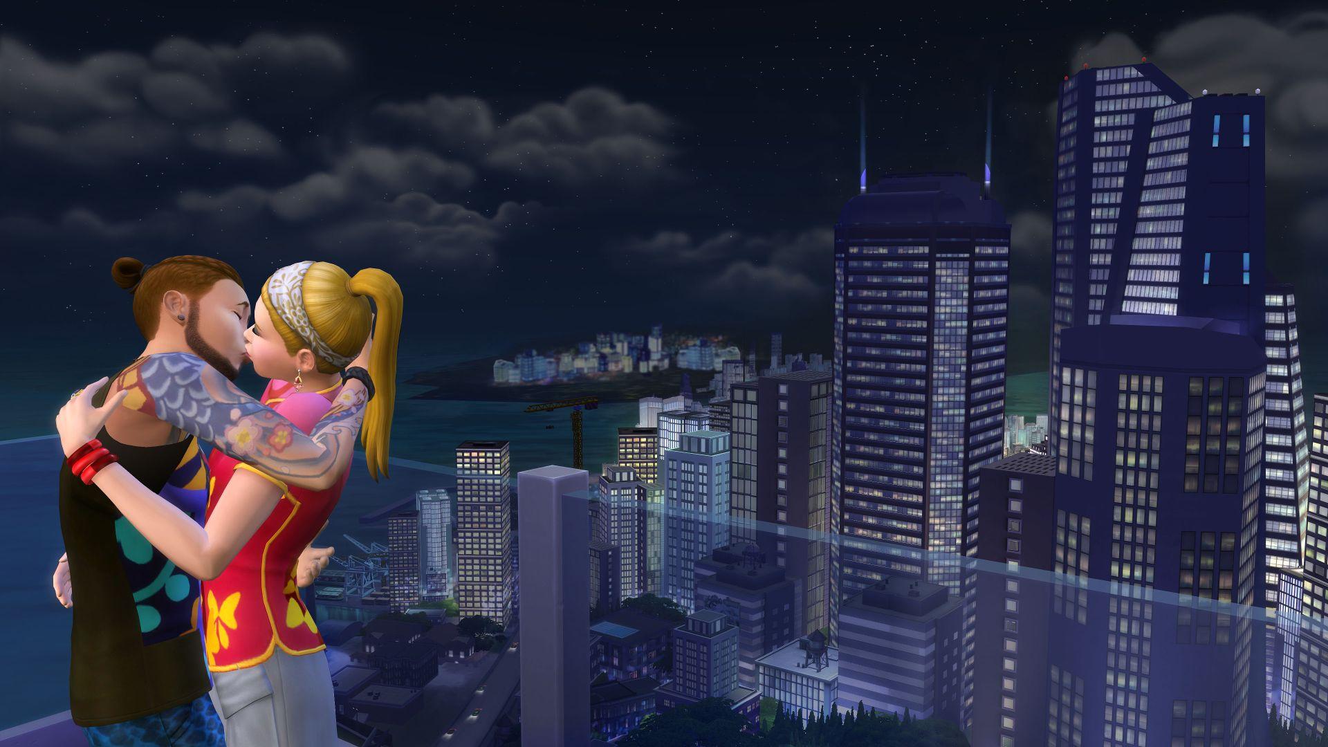 e646c2054e10aa The Sims™ 4 City Living for PC Mac