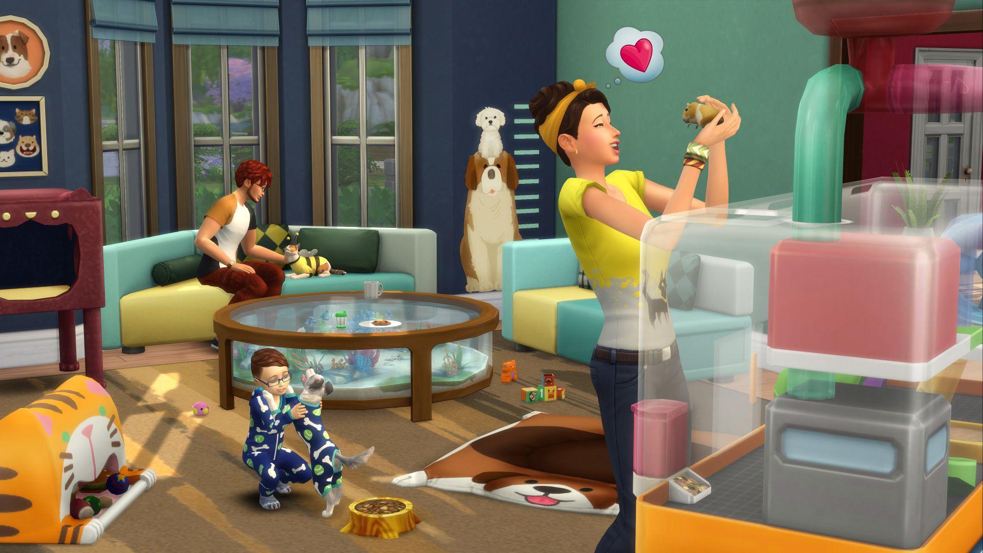 Die Sims™ 4 Mein erstes Haustier-Accessoires für PC/Mac | Origin
