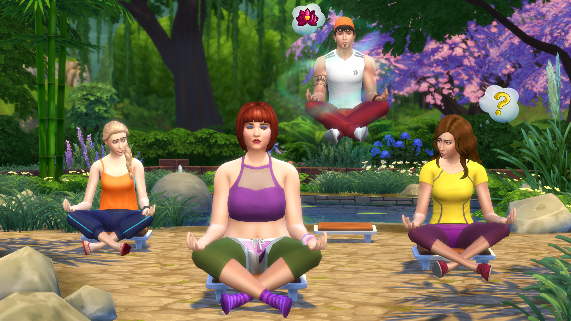 The Sims™ 4 Spa Day