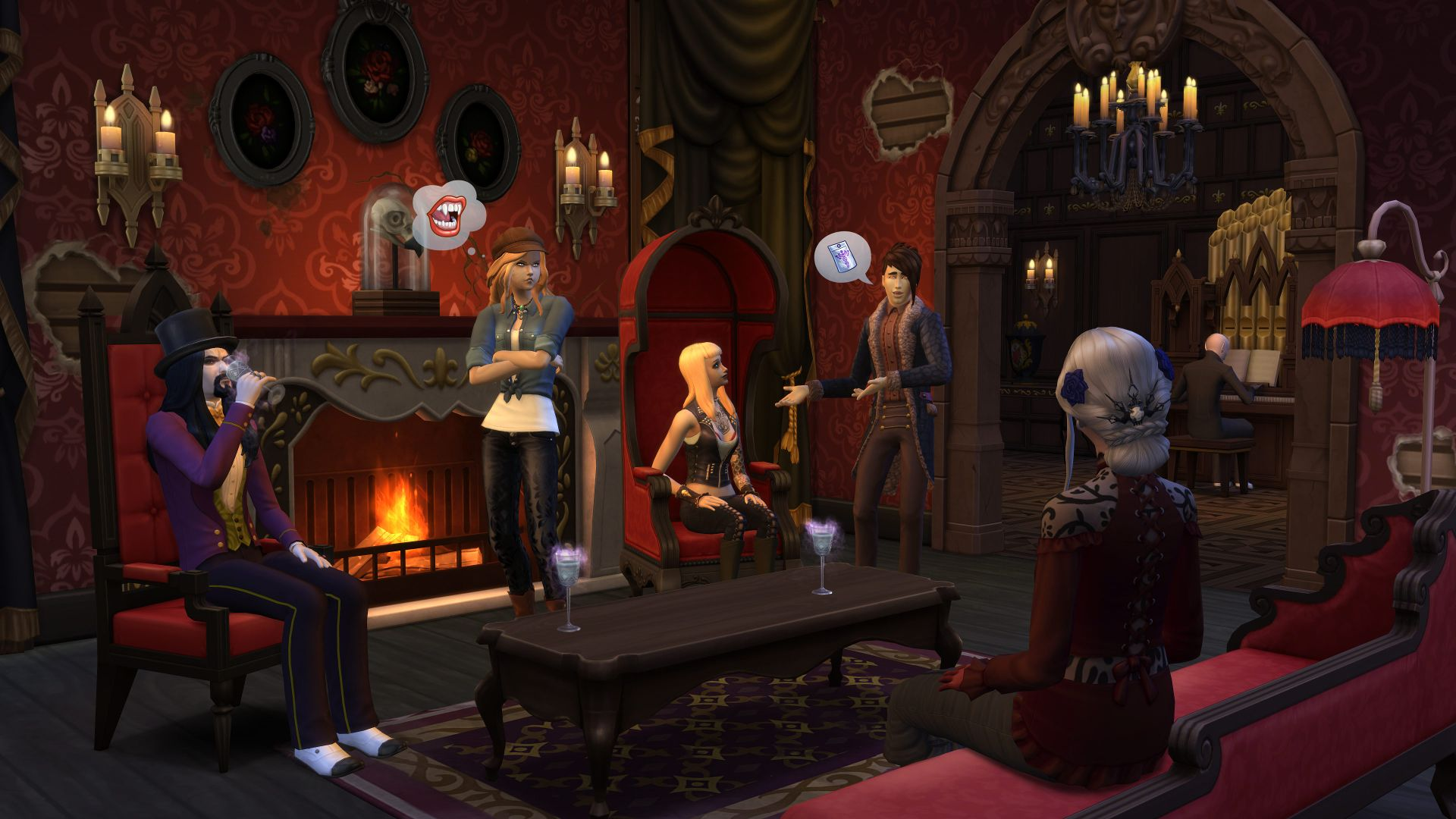 The Sims™ 4 Vampires for PC/Mac | Origin