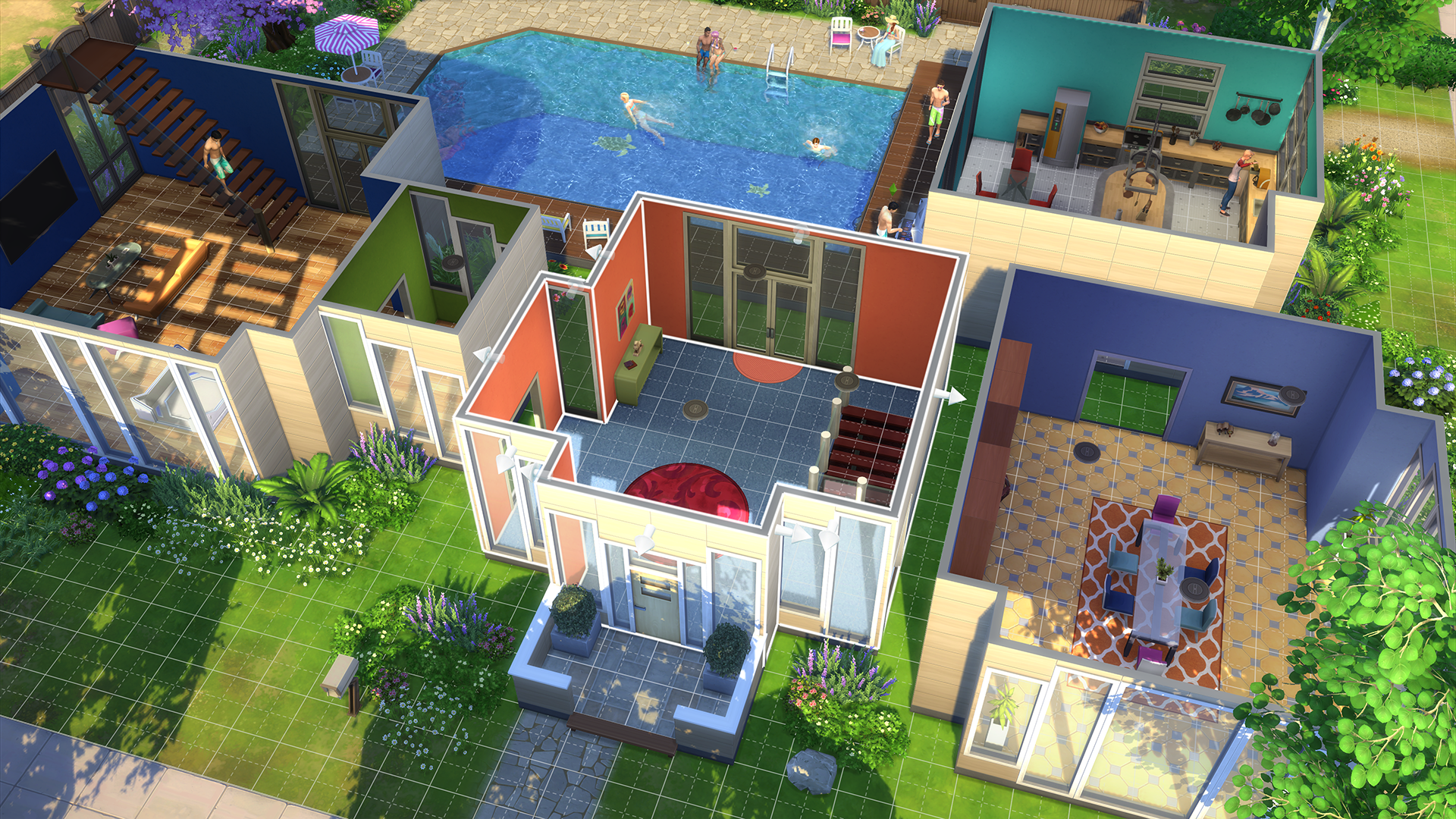 download the sims 4 on android and ios devices