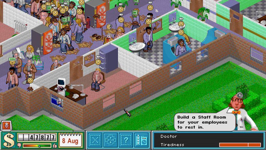 Theme Hospital Download Ita
