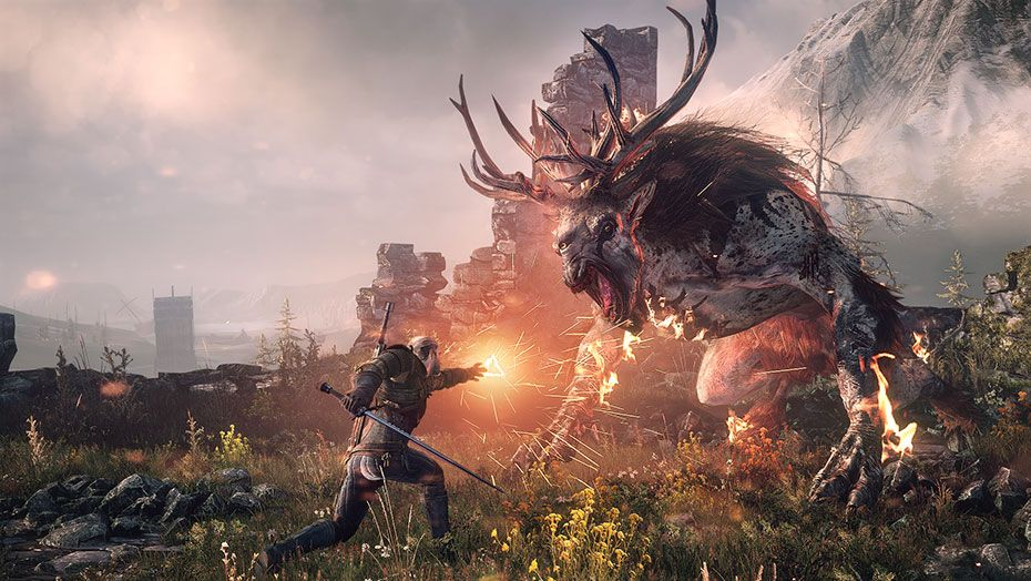 Image result for The Witcher 3: Wild Hunt