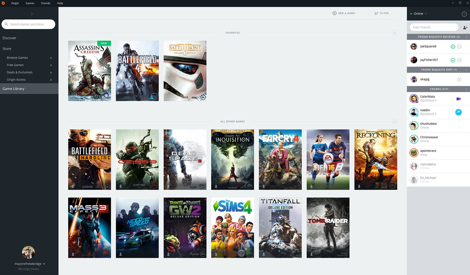 Ea games electronic arts download