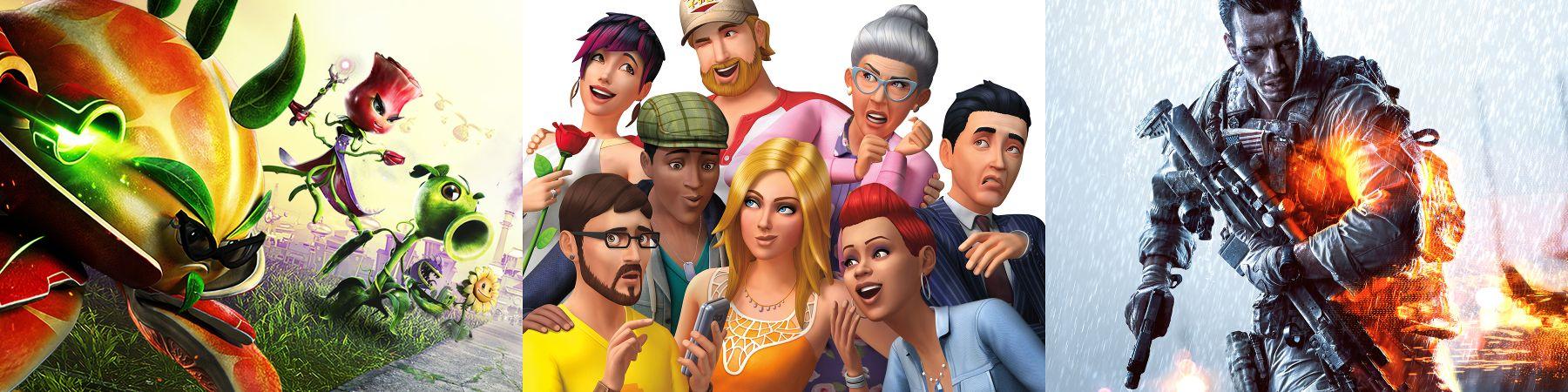 Free Games - Download & Play Free PC Games | Origin