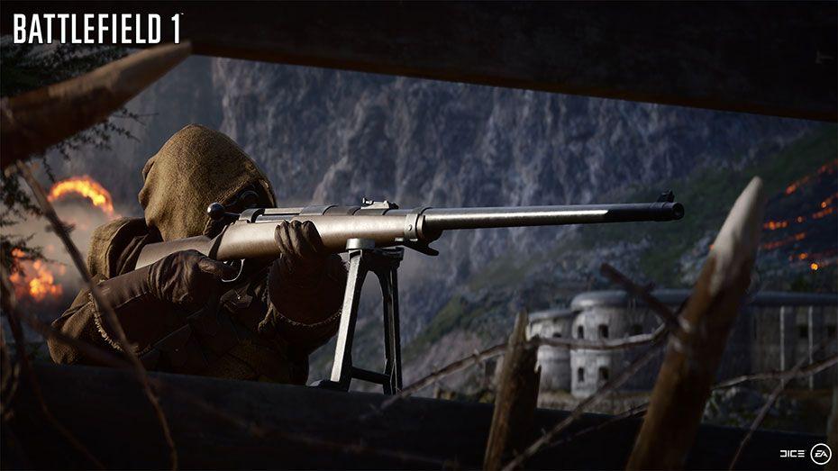 Battlefield 1 лицензия скачать торрент - фото 10