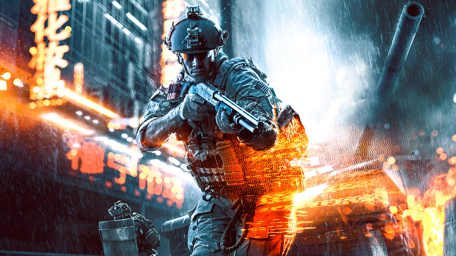Download Wallpaper 1280x1280 Battlefield 4 Game Ea: Battlefield 4™ Dragon's Teeth For PC