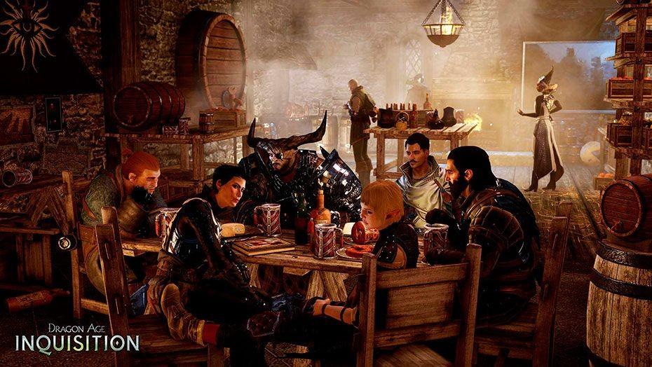Скриншот игры [Аккаунт] Dragon Age Inquisition + (Секретный вопрос)