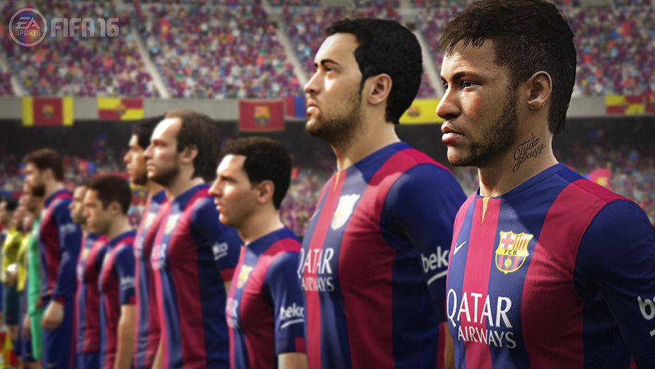 FIFA 16 descargar gratis