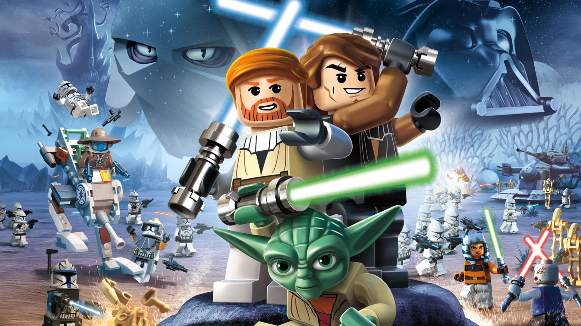 LEGO Star Wars III: The Clone Wars for Mac | Origin