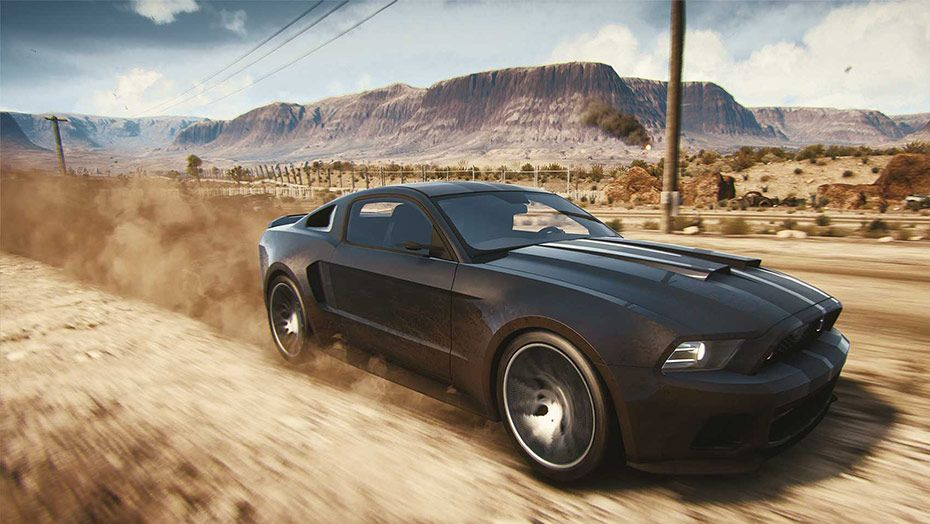 need for speed rivals pc  completo mega