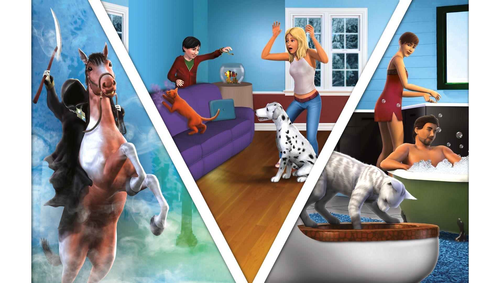 Buy The Sims 3: Pets (DLC) Origin Key GLOBAL | ENEBA